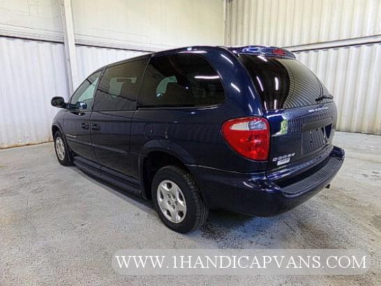 2003 Dodge Grand Caravan Se 1handicapvans Com